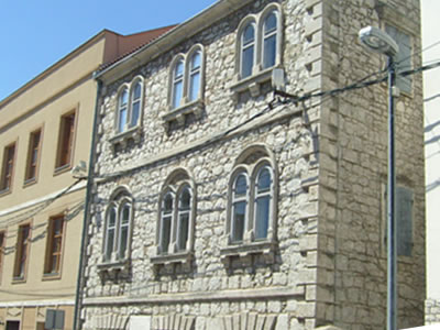 Birthplace of Svetozar Corovic