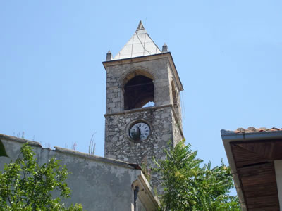 Clock Tower  (Sahat Kula) (1630)