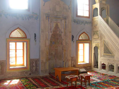 Hadzi-Kurt Mosque or Tabačica