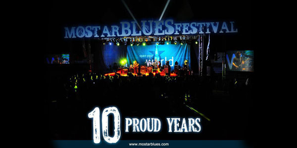 10th Mostar Blues Festival