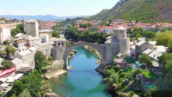 Old Bridge in Mostar among the 20 most beautiful in the world